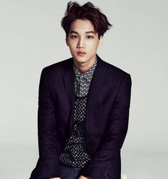 Kai is on Instagram! | http://www.allkpop.com/article/2015/03/kai-is-on-instagram