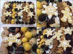 So many cookies! <3  Biscottificio Innocenti Roma Trastevere Biscotti
