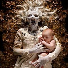 Professional Horror Photographer Joshua Hoffine