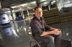 Elon Musk : le milliardaire qui veut changer le monde