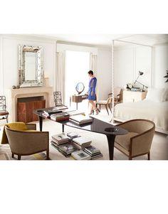 Delphine Krakoff Manhattan Townhouse Photos - Interior Designer Delphine Krakoff's Manhattan Home - Harper's BAZAAR