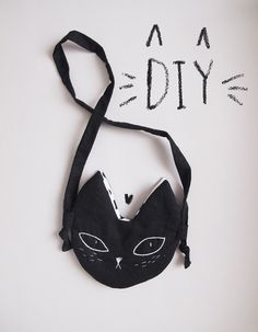 kitty purse sewing project