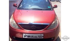 Good condition Tata Indica Vista Aura Qutrajet 2009 2nd owner KM 89379 at negotiable price