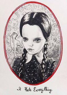 Julie Filipenko Creación de personajes.