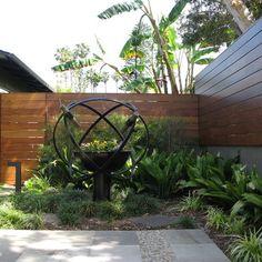Montgomery entry garden