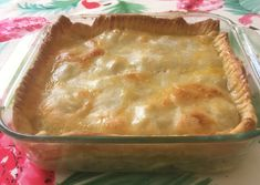 Best of Long Island and Central Florida: CHICKEN POT PIE