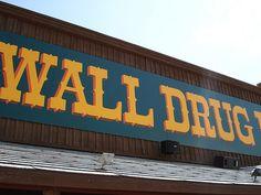 Wall, South Dakota.