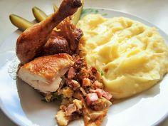 Hlavní jídla :: RECEPTY ZE ŠUMAVSKÉ VESNICE Mashed Potatoes, Ethnic Recipes, Food, Women's Fashion, Whipped Potatoes, Fashion Women, Smash Potatoes, Essen, Eten