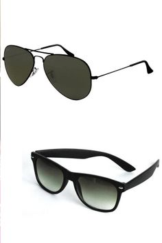 I found this Combo Of ORA Sunglasses (Wayfarer   Aviator) in 100bestbuy.com. I actually found it interesting, as it is for a good deal,  i would like to share it.
