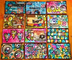Tracy freaking Scott. Bright colors, fantastic art, simply amazing.