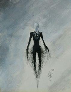 Slender man; Creepypasta