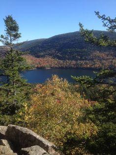 Jordan Pond: Acadia National Park