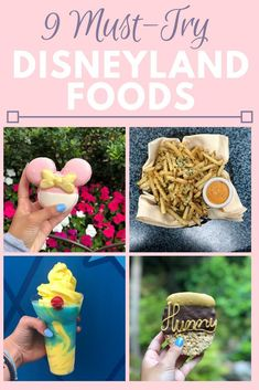 9 must have treats in Disneyland! Sweet and savory treats at Disneyland that you. - 9 must have treats in Disneyland! Sweet and savory treats at Disneyland that you must try! Disneyland Honeymoon, Best Disneyland Food, Disneyland Dining, Disneyland Secrets, Disney Dining, Disneyland Resort, Disney Vacations, Disneyland Ideas, Disneyland At Christmas