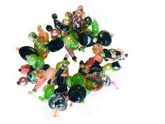GlasPerlenSchaufenster Jewelry, Shop Windows, Glass, Jewlery, Bijoux, Jewerly, Jewelery, Jewels, Accessories