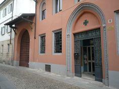 Sede storica della Croce Verde