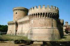 Castello di Ostia (Castle of Ostia) – in the Italian region of Lazio
