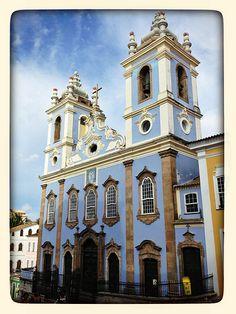 Igreja da Nossa Senhora do Rosario dos Pretos