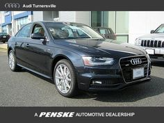 2015 Audi Sedan Automatic quattro Premium Plus Audi A4, New Cars For Sale, New Inventory, New Jersey, A3, Vehicles, Car, Vehicle, Tools