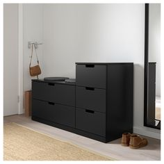 Dresser with Hidden Storage . Dresser with Hidden Storage . Malm Dresser, 8 Drawer Dresser, 6 Drawer Chest, Grey Dresser, Nordli Ikea, Ikea Chest Of Drawers, Living Room Bookcase, Painted Drawers, Ikea Family