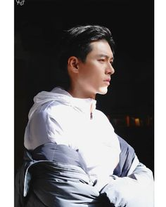 Hyun Bin, Lee Seung Gi, My Crush, Korean Actors, Actors & Actresses, Classic Style, Chef Jackets, Under Armour, Crushes