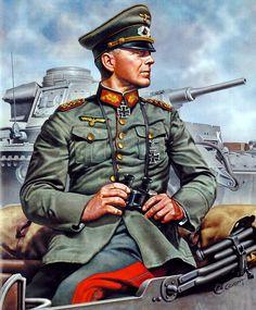Ewald von Kleist, Mariscal de Campo del Ejército Alemán - Juan Carlos Ciordia