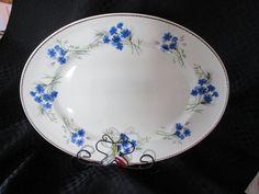Assiette ovale  Portland Pottery de la boutique Roselynn55 sur Etsy