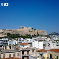 Acropolis, Athens, Rooftop, Greece, Mansions, House Styles, City, Greece Country, Rooftops