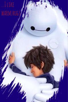 Big hero 6  I Like Warm Hugs!