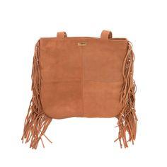 Leather tote, Brown Suede Fringe Tote Bag, Fringe bag, Large fringe bag