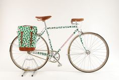 Eley Kishimoto Designs A Fixed Gear Bike