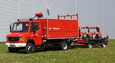 WLF mit AB-Schlauch und TS-Anhänger - WF Festo AG Rohrbach