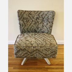 Upholstered Swivel Chair now featured on Fab.