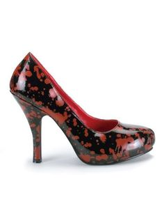FIERCE!!!  But, really, where would I wear these to?  =P