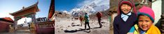 Travel through Nepal or Bhutan, home of the world's highest peaks with REI