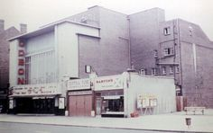 Odeon cinema. East ham, Boleyn.right behind west ham football ground.many happy hours spent here at Saturday morning pictures.