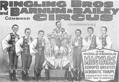Ringling Bros.Barnum & Bailey Circus poster