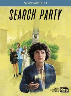 TBS Series Search Party Poster 1
