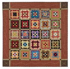 Martingale - All-Time Favorite Scrap Quilts from That Patchwork Place (Print ver Lap Quilts, Scrappy Quilts, Small Quilts, Mini Quilts, Quilt Blocks, Churn Dash Quilt, Primitive Quilts, Nine Patch Quilt, Civil War Quilts