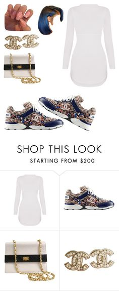 Untitled #251 by thisisarisworld on Polyvore featuring Chanel