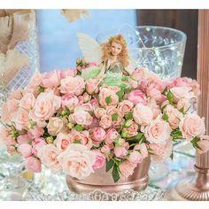 Flowers and fairies! #flowersbymonicarezende