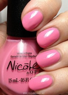 Nicole by OPI Naturally