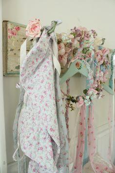 Shabby Chic Coat Rack