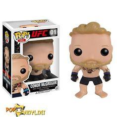 Conor McGregor from UFC Pop! Figure