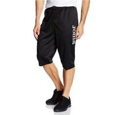 Pantalon 3/4 Joma Luxor Pirate negru Audi, Bmw, Luxor, Gym Men, Pirates, Sports, Model, Fashion, Hs Sports