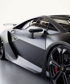 The Lamborghini Sesto Elemento, because if you're going to do insane you don't half ass it.