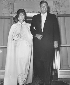 The new President and First Lady on their way to an inaugural ball.