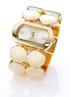 #golden #watch #bonprix