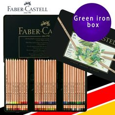 (51.00$)  Watch more here - http://aihss.worlditems.win/all/product.php?id=32795403723 - Colore Watercolor Pencils Professional Colored Pencils Artist Colour Pencils Painting Watercolor Colour Pencils In The Box