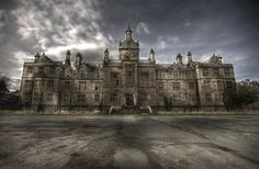 Denbigh Abandoned Asylum ~