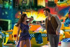 Briana Evigan and Christopher Scott | Still of Briana Evigan and Ryan Guzman in Step Up All In (2014)